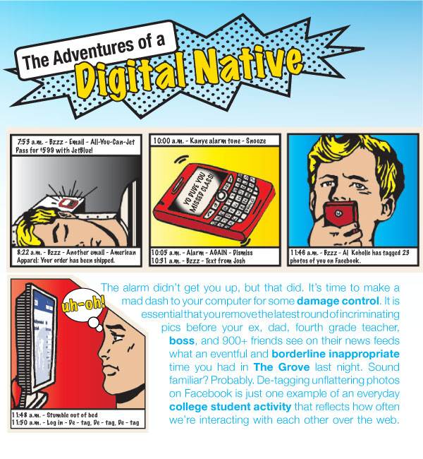 The Adventures of a Digital Native