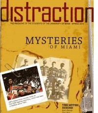 Spring Issue 2010 of Distraction Magazine