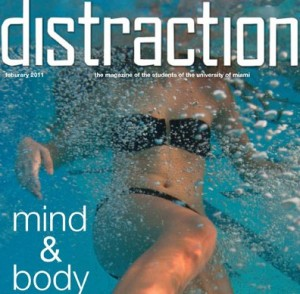 Distraction Magazine February Issue 2011