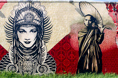 Wynwood Wall Mural