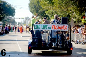 Long Live the King Mango