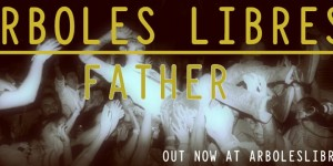 "Album promo for ""Father"", a new record by local Miami band Arboles Libres."