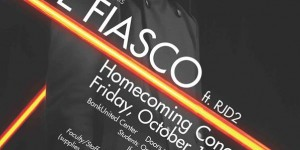Homecoming 2012 Poster