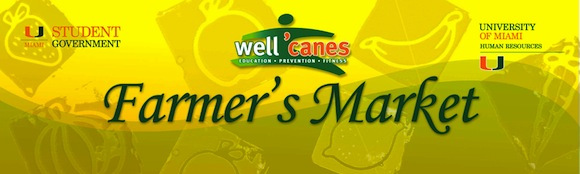 Well 'Canes Farmer's Market