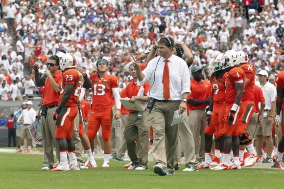 Head Coach Al Golden, as well as the entire University of Miami community, is pleased to have this situation cleared.
