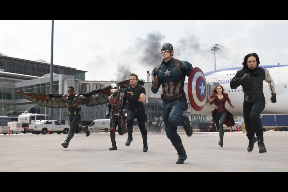 Captain America Civil War is now available on Blu-Ray and Digital HD. Source: Disney