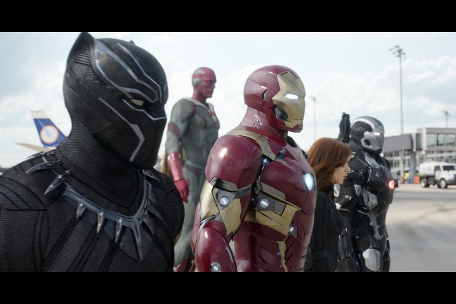 Black Panther is the newest member of the Marvel universe after making his appearance in Captain America: Civil War. The character will have his own movie in November of 2017. Source: The Walt Disney Company.