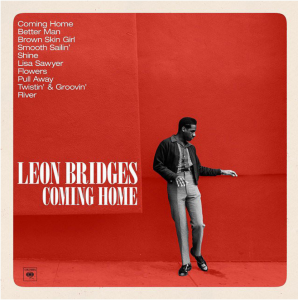 Leon Bridges' first album 'Coming Home.' The Texas-born singer will be at Miami on Tuesday, Sept. 13 at The Fillmore.
