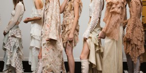 Zimmermann shows us the only color we need to rock is nude. Source: Grazia Magazine