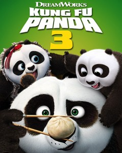 Kung Fu Panda 3 is part of the trilogy following Po on different adventures. There is a confirmed fourth movie to be filmed. Source: Dreamworks.com.