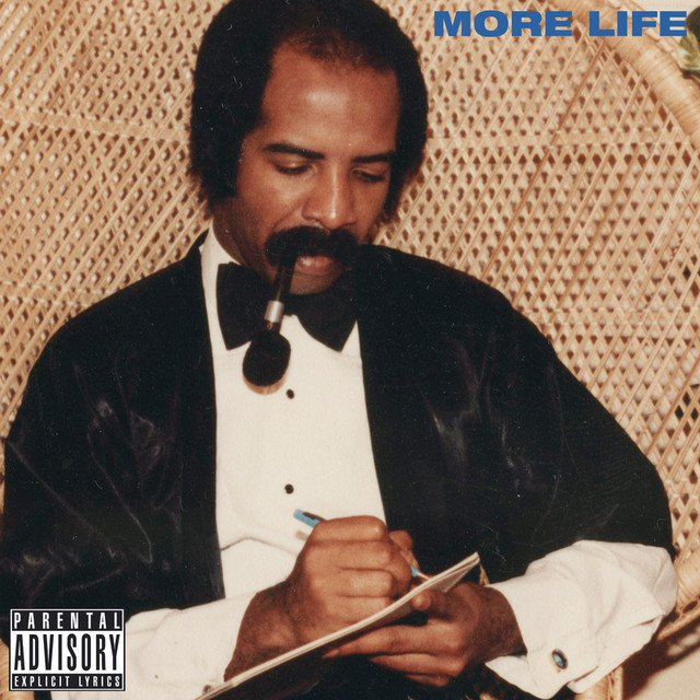 """More Life"" is the debut playlist by Drake, released March 18th 2017. He first announced the project on October 23, 2016. Source: Genius.com."